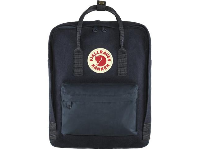 Fjällräven Kånken Re-Wool Backpack, azul